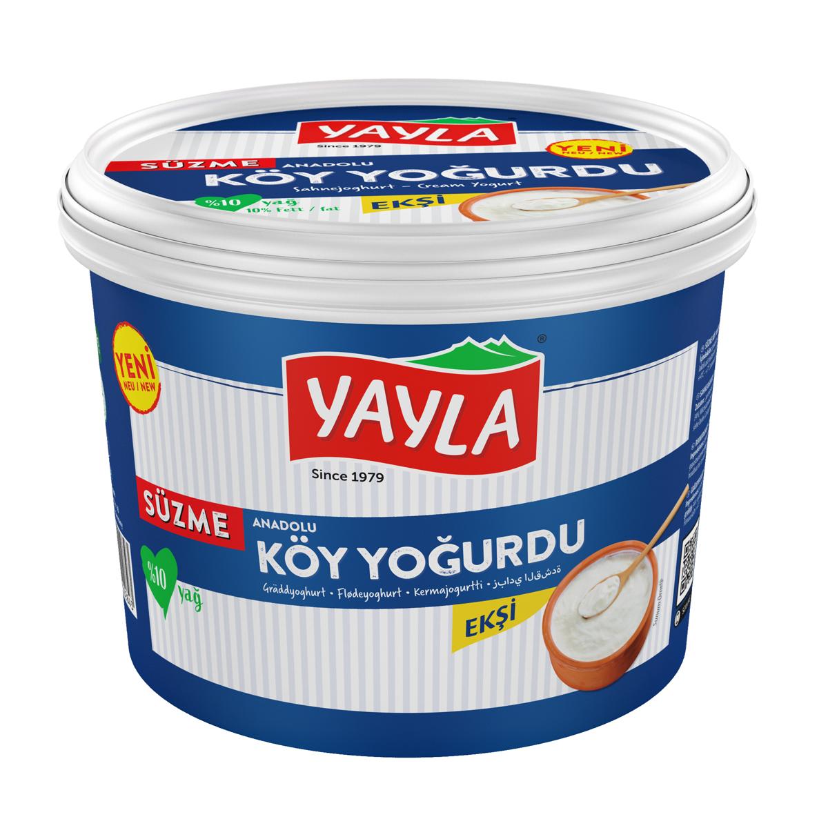 Köy - Sahne-Joghurt (10% Fett)