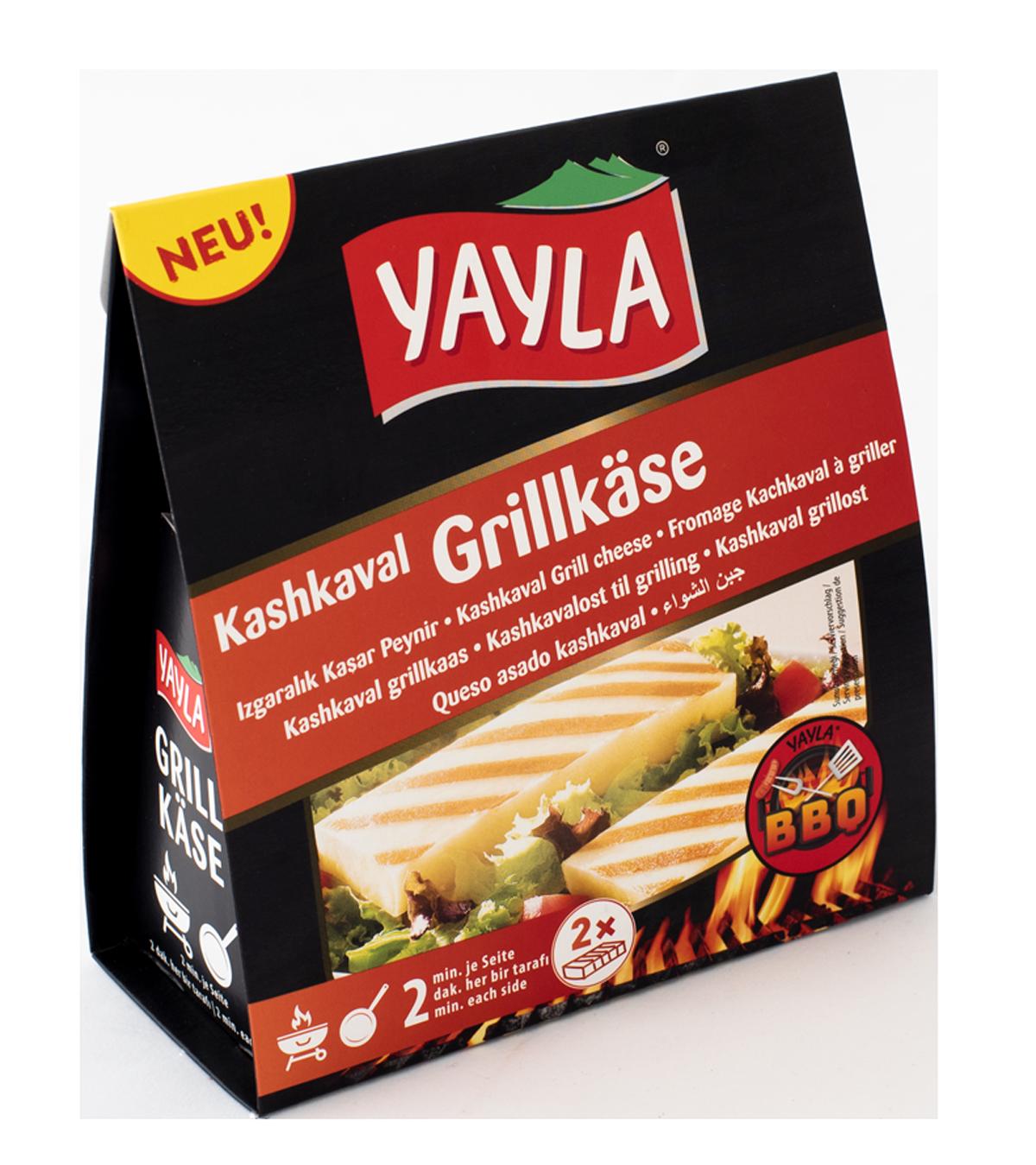 BBQ Kashkaval Grillkäse