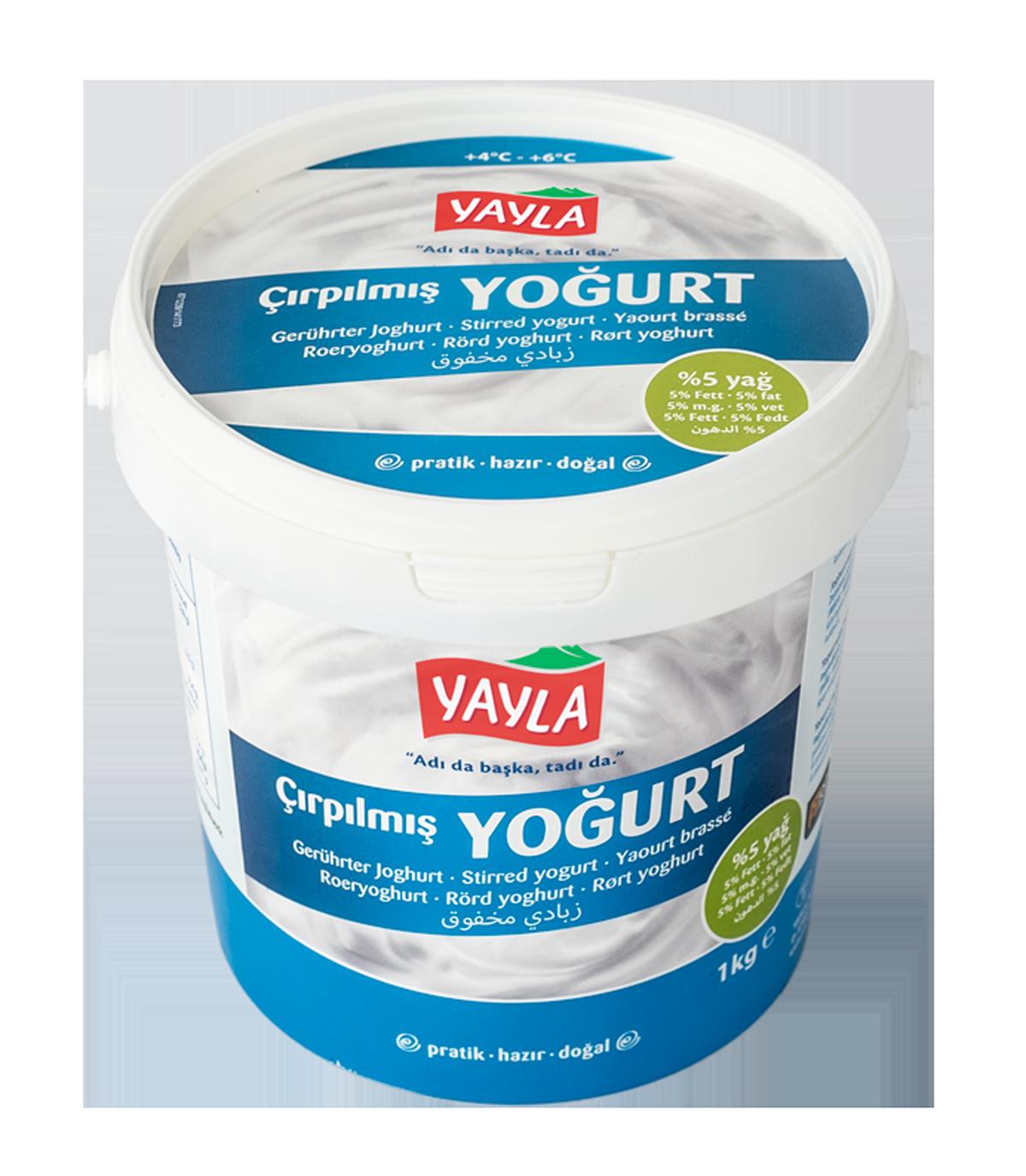 Yayla | Joghurt, gerührt (5% Fett)