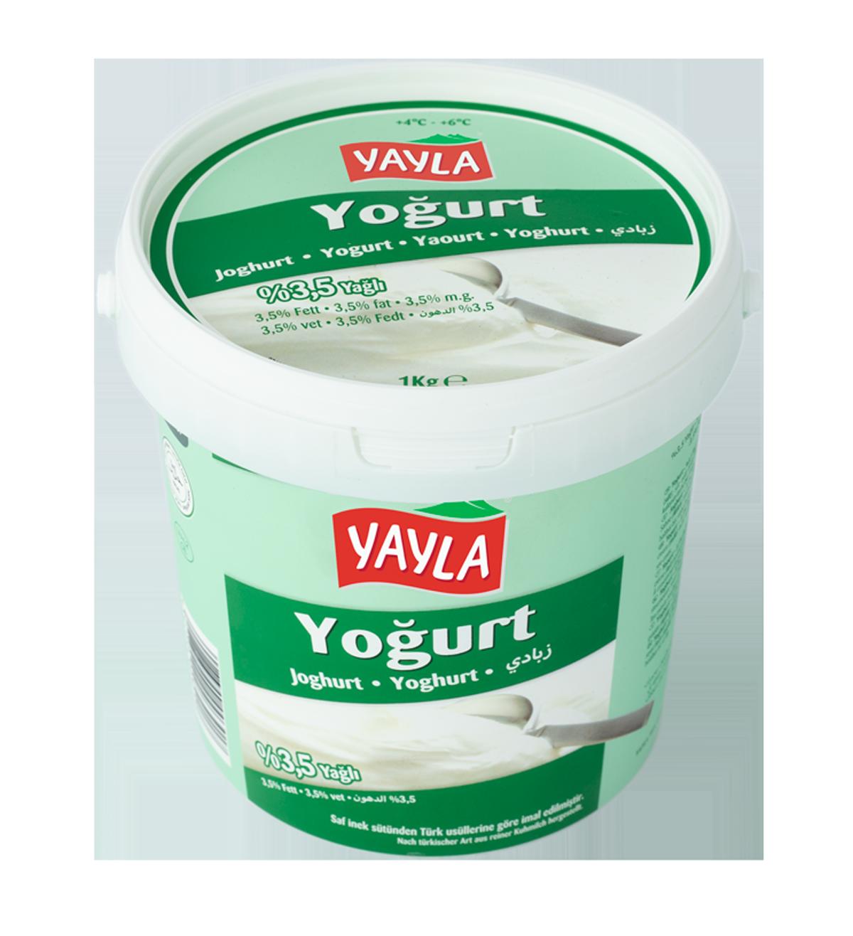Joghurt (3,5% Fett)