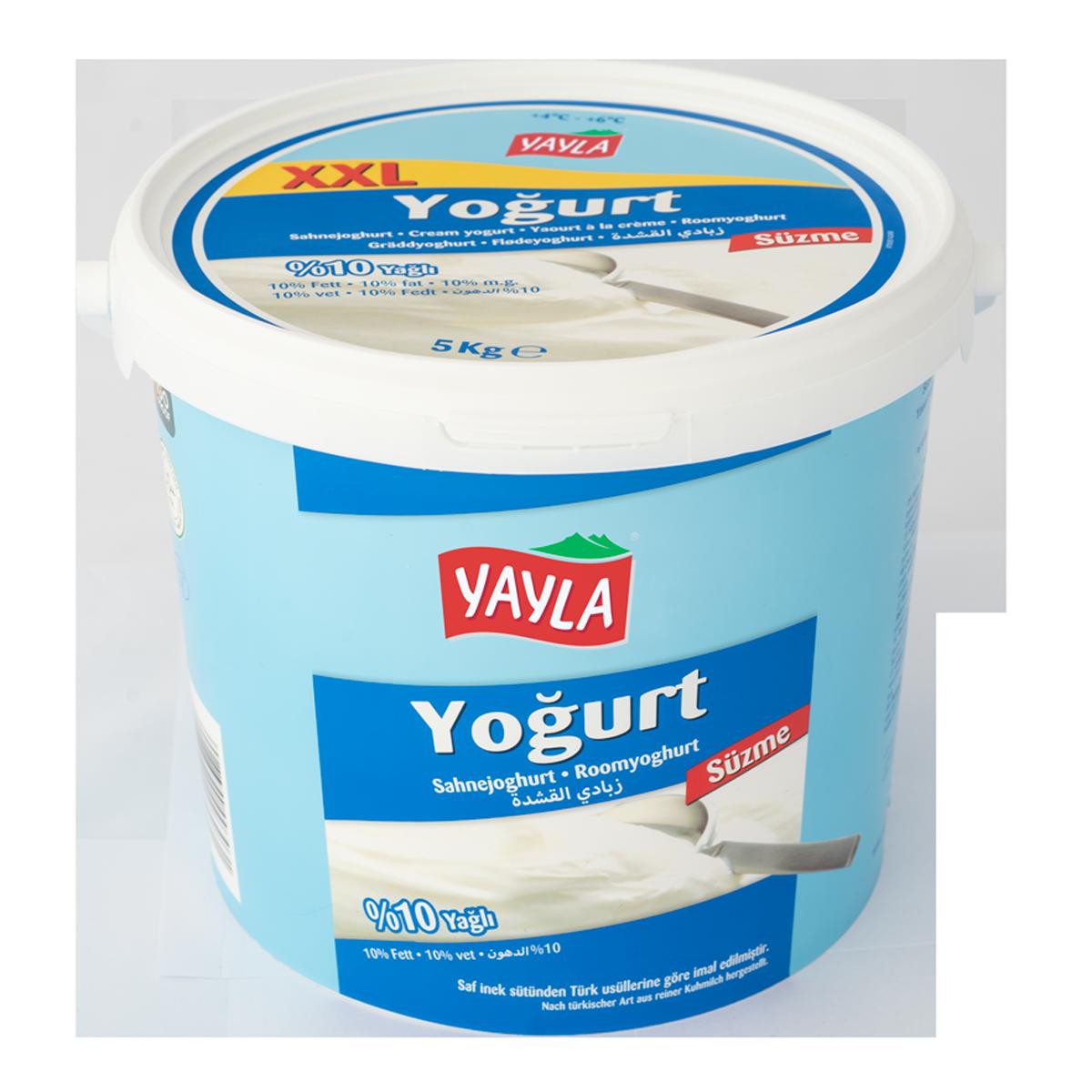 Sahne-Joghurt (10% Fett)