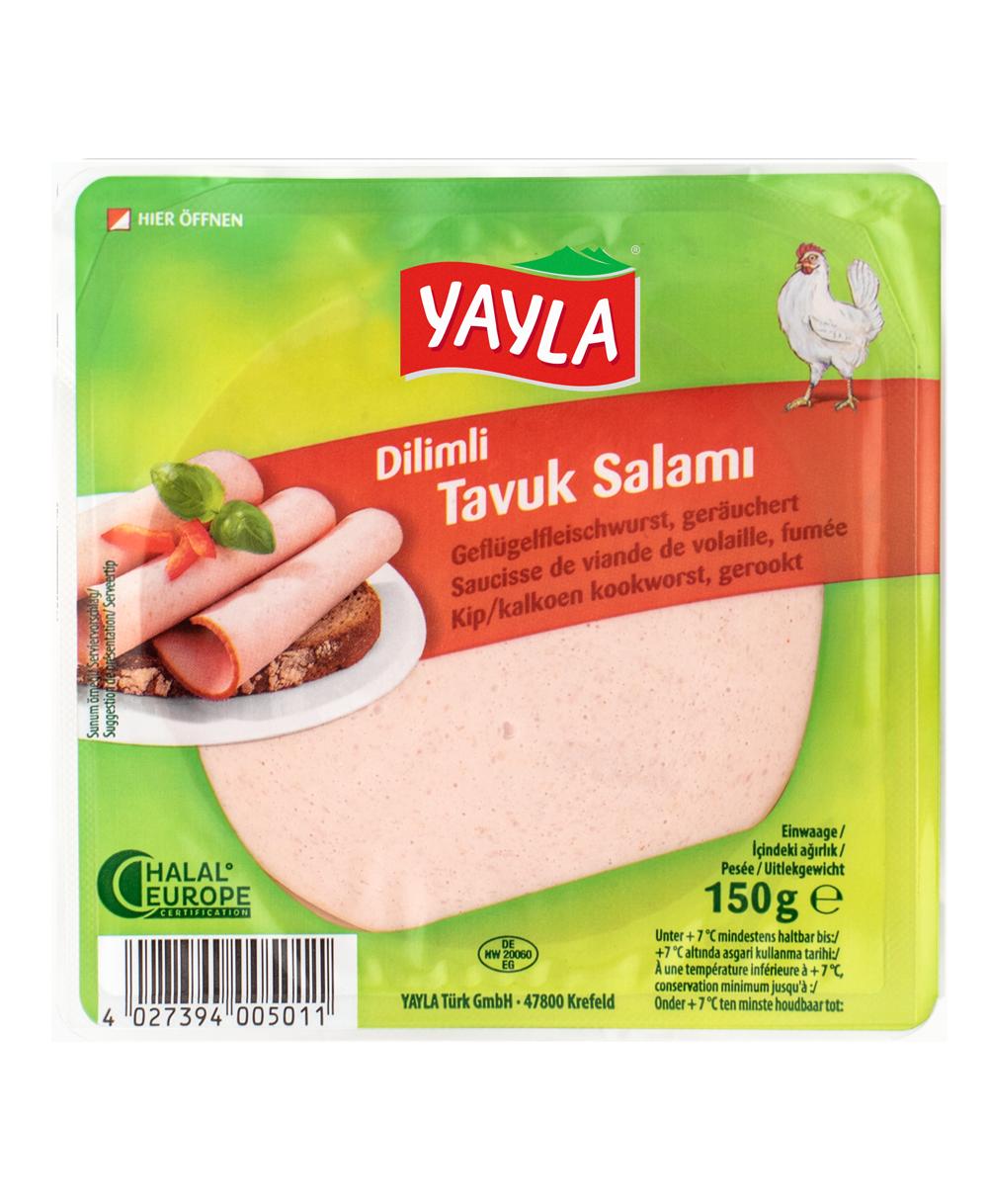 Yayla | Geflügelfleischwurst