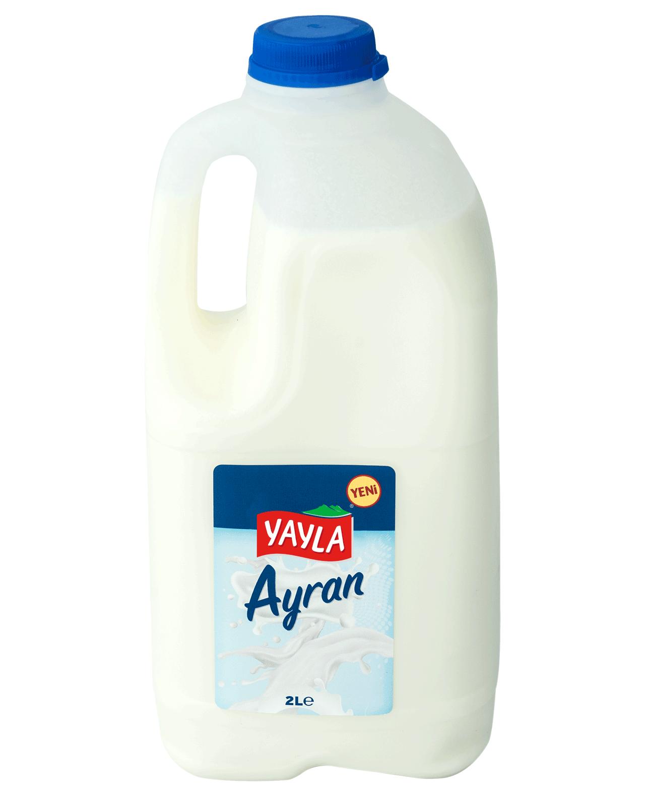 Yayla | Ayran - Erfrischungsgetränk aus Joghurt nach türkischer Art