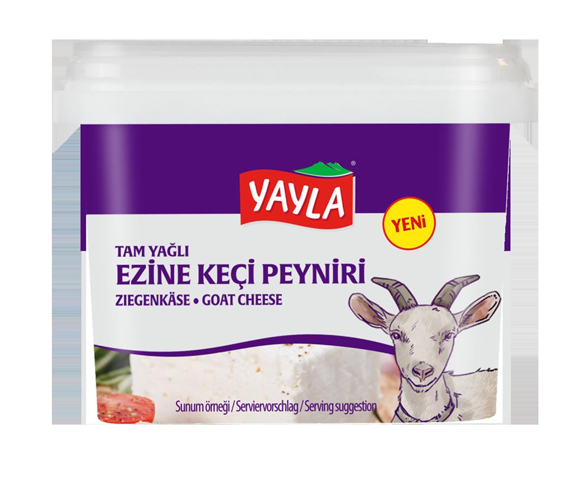 Ziegenkäse nach türkischer Art