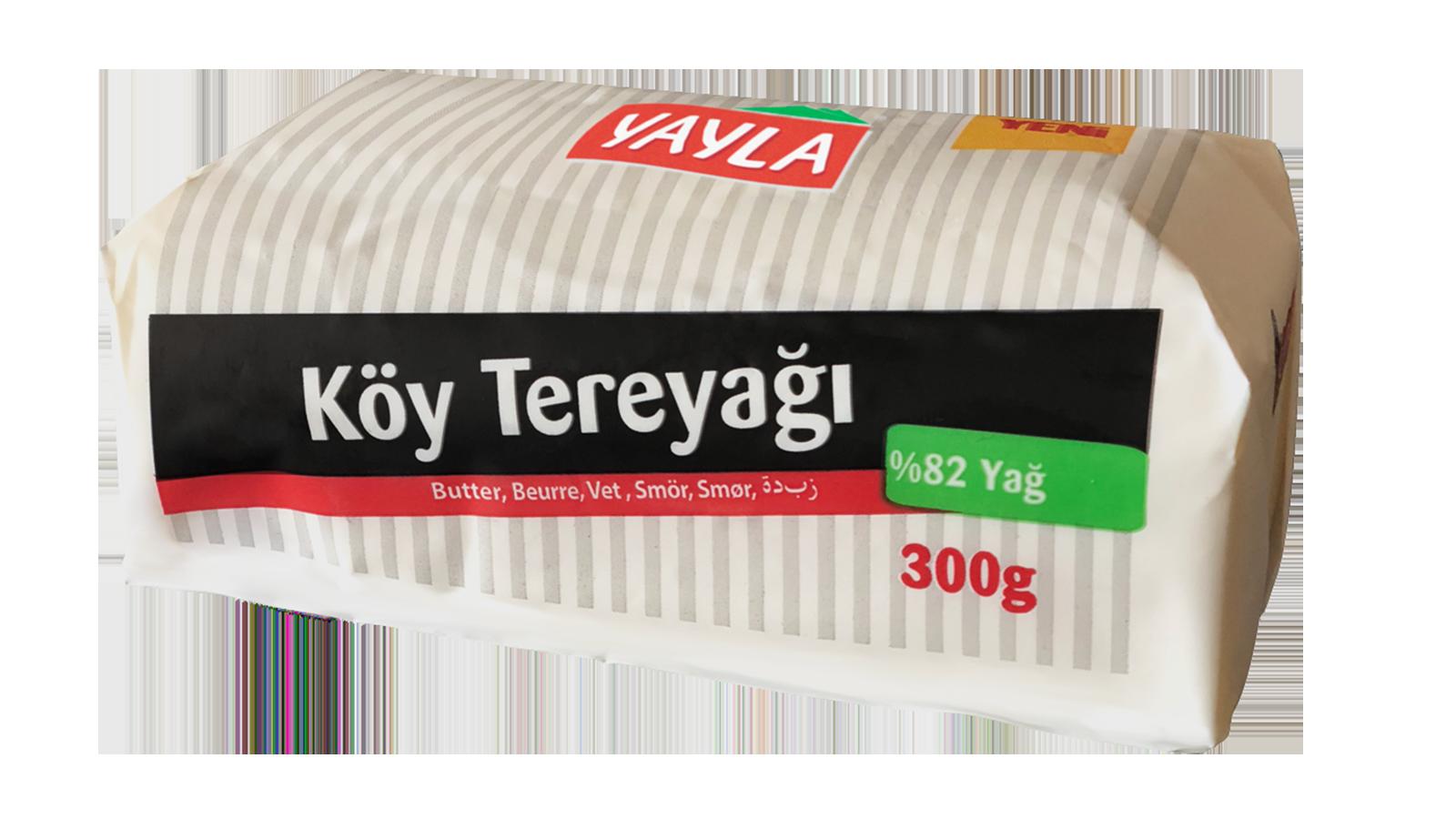 Yayla | Butter