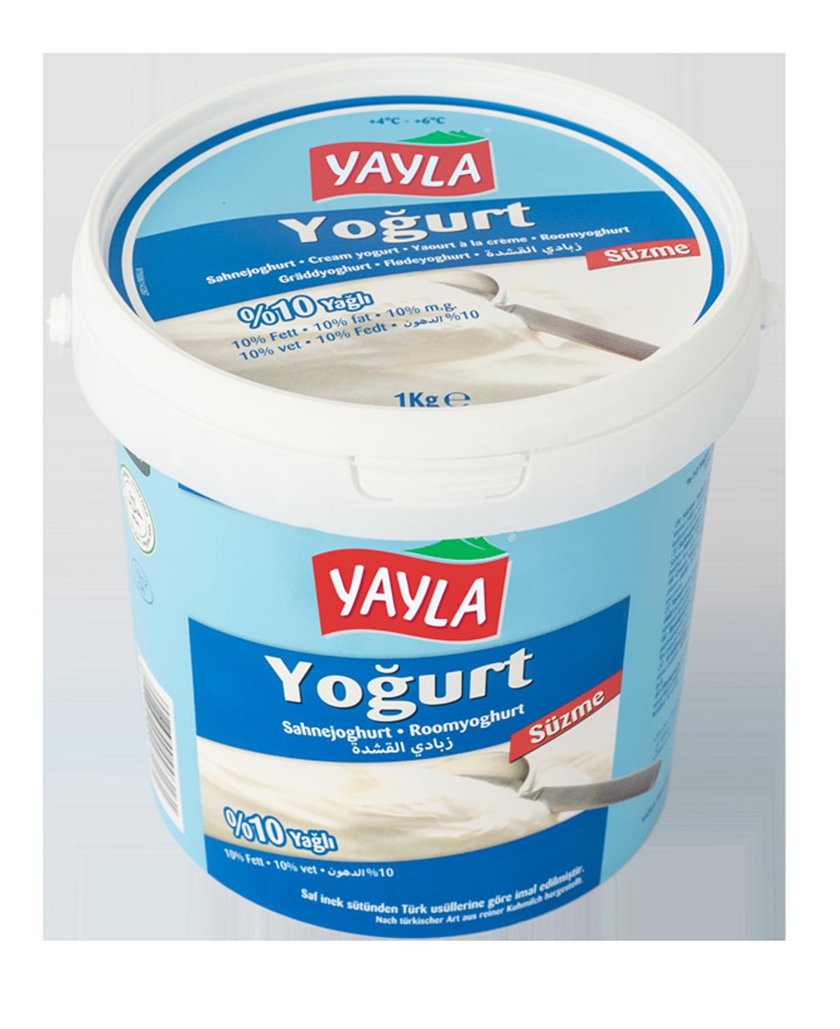 Joghurt 10 Fett