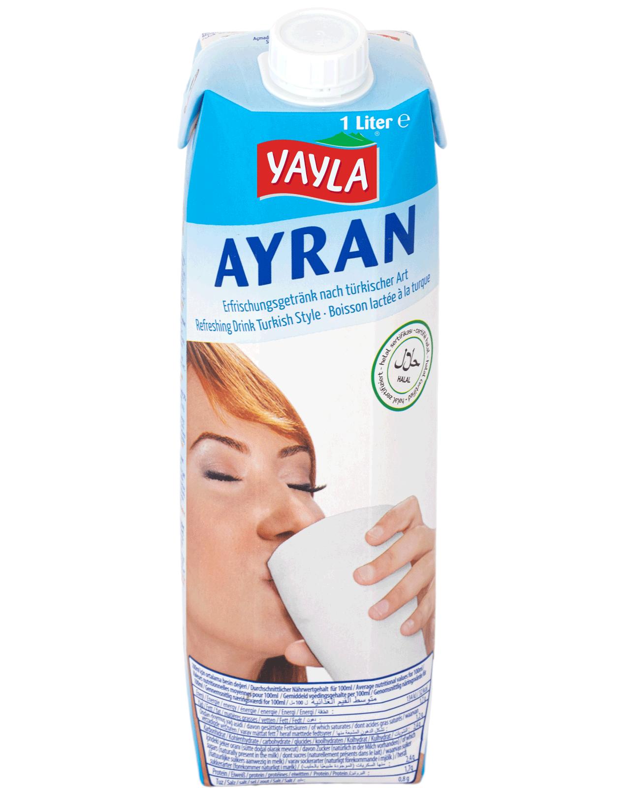 Yayla | Ayran 1L Tetra Pack